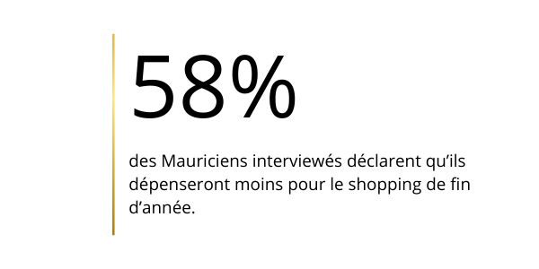 58 pourcent des mauriciens
